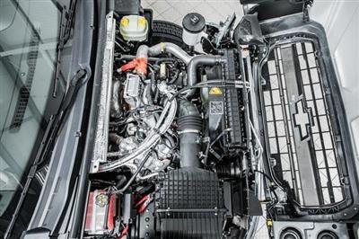2020 Chevrolet Silverado Medium Duty Crew Cab DRW 4x4, Chipper Body #20380 - photo 19