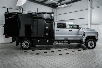 2020 Chevrolet Silverado Medium Duty Crew Cab DRW 4x4, Chipper Body #20380 - photo 3