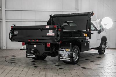 2021 Silverado 3500 Regular Cab 4x4,  Crysteel E-Tipper Dump Body #21118 - photo 2