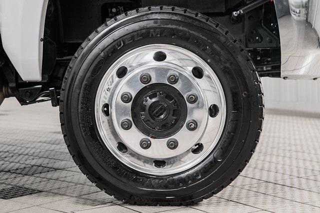 2021 Chevrolet Silverado Medium Duty Crew Cab DRW 4x4, Chipper Body #21138 - photo 15