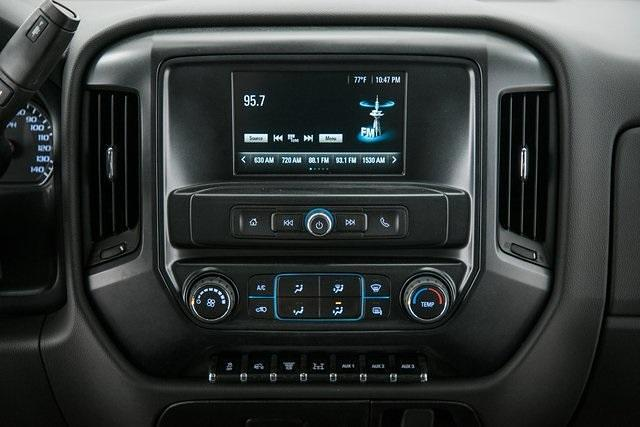 2021 Chevrolet Silverado Medium Duty Crew Cab DRW 4x4, Chipper Body #21138 - photo 25
