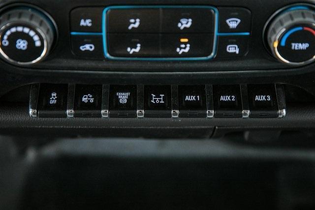 2021 Chevrolet Silverado Medium Duty Crew Cab DRW 4x4, Chipper Body #21138 - photo 26