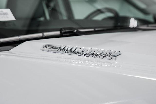 2021 Chevrolet Silverado Medium Duty Crew Cab DRW 4x4, Chipper Body #21138 - photo 9