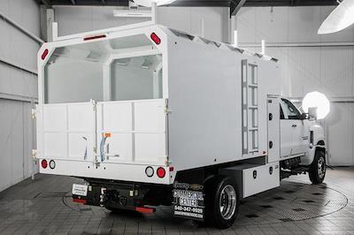 2021 Chevrolet Silverado Medium Duty Crew Cab DRW 4x4, Chipper Body #21138 - photo 2