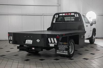 2021 Silverado 3500 Regular Cab 4x4,  CM Truck Beds Platform Body #21176 - photo 2