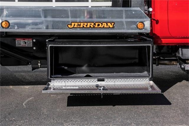 2019 Silverado Medium Duty Regular Cab DRW 4x2, Jerr-Dan Standard Duty Carriers Rollback Body #25059 - photo 16