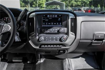 2019 Silverado Medium Duty Regular Cab DRW 4x2, Jerr-Dan Standard Duty Carriers Rollback Body #25059 - photo 24