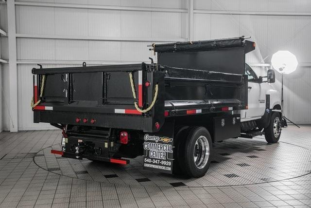 2020 Chevrolet Silverado Medium Duty Regular Cab DRW 4x2, Dump Body #25895 - photo 1