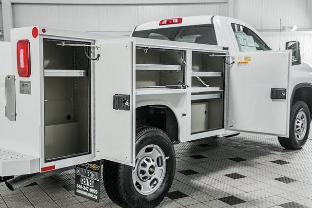 2021 Silverado 2500 Regular Cab 4x4,  Knapheide Steel Service Body #26422 - photo 10
