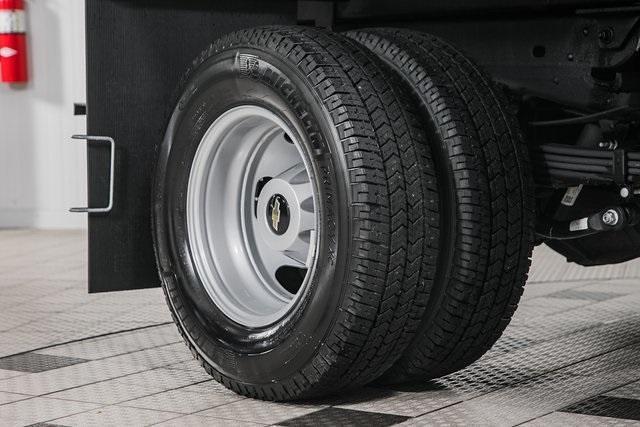 2020 Silverado 3500 Regular Cab DRW 4x4,  Air-Flo Pro-Class Dump Body #26437 - photo 13