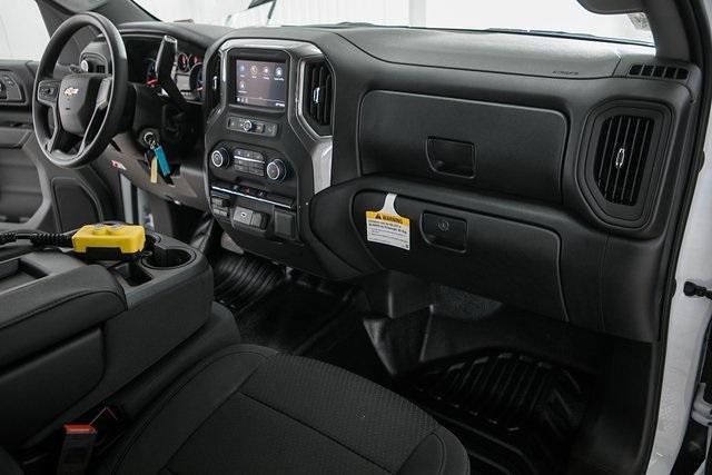 2020 Silverado 3500 Regular Cab DRW 4x4,  Air-Flo Pro-Class Dump Body #26437 - photo 19