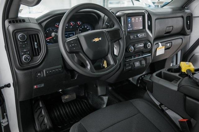2020 Silverado 3500 Regular Cab DRW 4x4,  Air-Flo Pro-Class Dump Body #26437 - photo 20