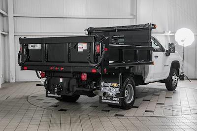 2020 Silverado 3500 Regular Cab DRW 4x4,  Air-Flo Pro-Class Dump Body #26437 - photo 2