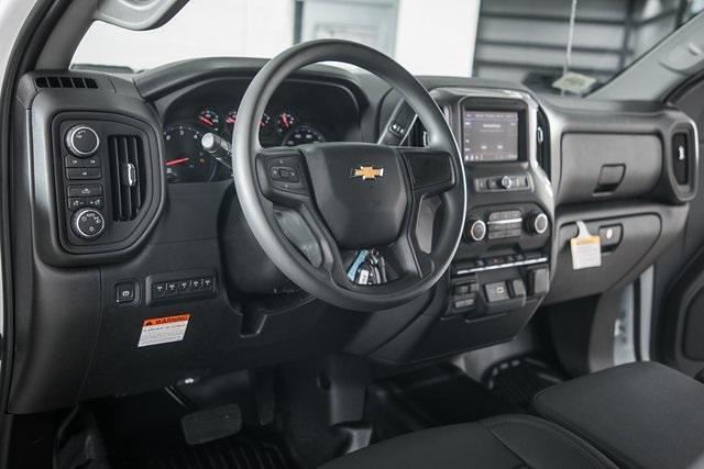 2021 Silverado 3500 Regular Cab 4x4,  Reading Classic II Steel Service Body #26473 - photo 25