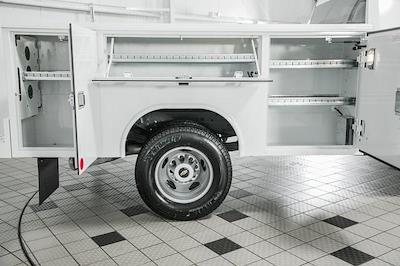 2021 Silverado 3500 Regular Cab 4x4,  Reading Classic II Steel Service Body #26473 - photo 17
