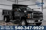 2019 Silverado Medium Duty Regular Cab 4x4,  Dump Body #99474 - photo 1