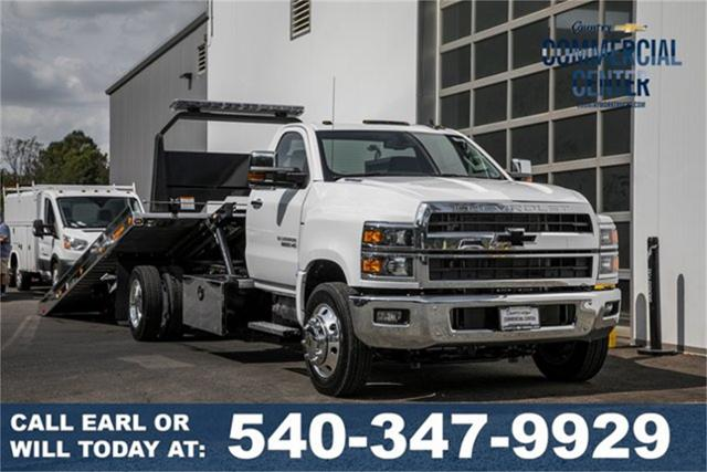 2019 Chevrolet Silverado Medium Duty Regular Cab DRW 4x2, Jerr-Dan Rollback Body #99499 - photo 1