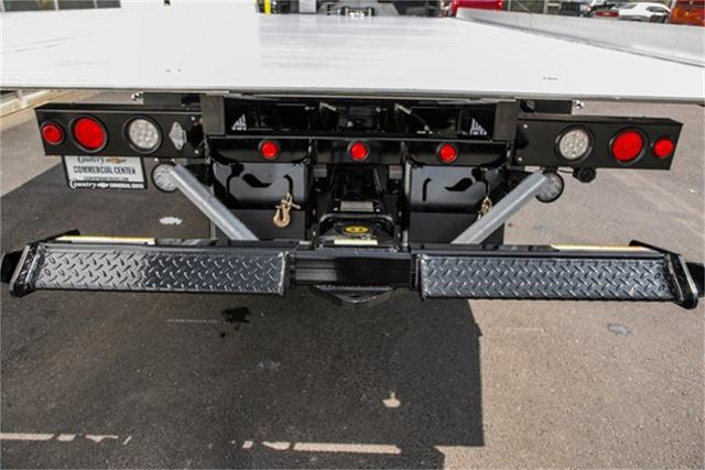 2019 Silverado Medium Duty Regular Cab DRW 4x2, Jerr-Dan Standard Duty Carriers Rollback Body #99499 - photo 18