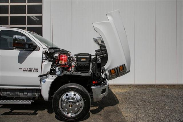 2019 Silverado Medium Duty Regular Cab DRW 4x2, Jerr-Dan Standard Duty Carriers Rollback Body #99499 - photo 24