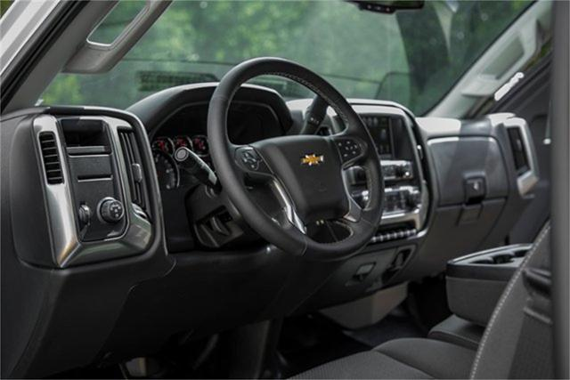 2019 Silverado Medium Duty Regular Cab DRW 4x2, Jerr-Dan Standard Duty Carriers Rollback Body #99499 - photo 26