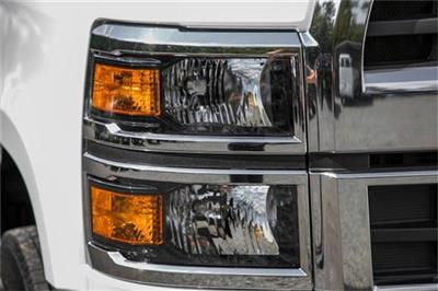 2019 Silverado Medium Duty Regular Cab DRW 4x2, Jerr-Dan Standard Duty Carriers Rollback Body #99499 - photo 10