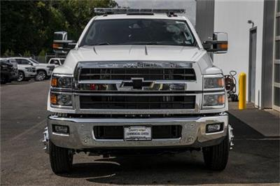 2019 Chevrolet Silverado Medium Duty Regular Cab DRW RWD, Jerr-Dan Standard Duty Carriers Rollback Body #99499 - photo 6
