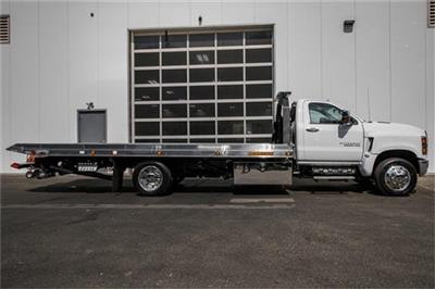 2019 Silverado Medium Duty Regular Cab DRW 4x2, Jerr-Dan Standard Duty Carriers Rollback Body #99499 - photo 7