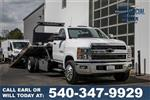 2019 Silverado Medium Duty Regular Cab DRW 4x2, Jerr-Dan Standard Duty Carriers Rollback Body #99499 - photo 1