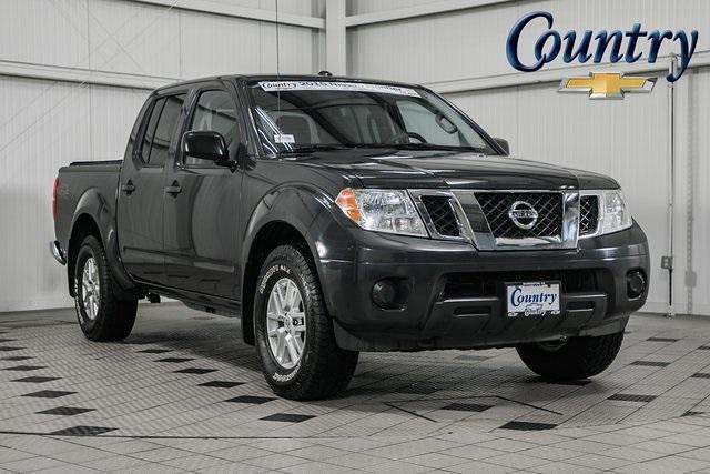 2015 Nissan Frontier 4x4, Pickup #P4917A - photo 1