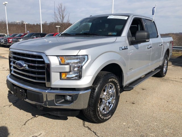2015 F-150 Super Cab 4x4, Pickup #2857P - photo 1