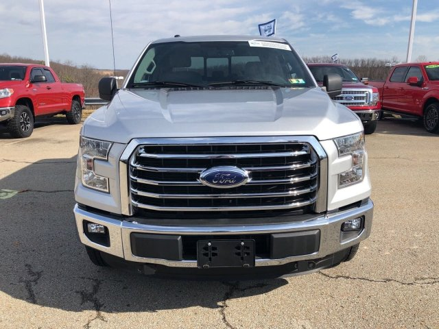 2015 F-150 Super Cab 4x4, Pickup #2857P - photo 8