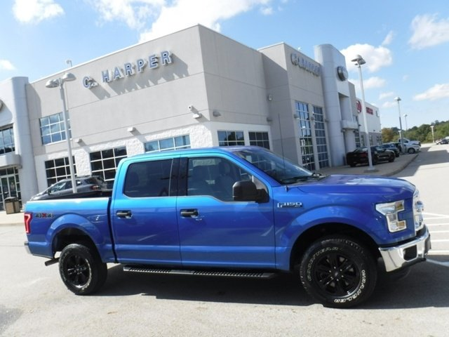 2015 F-150 SuperCrew Cab 4x4,  Pickup #2967P - photo 4