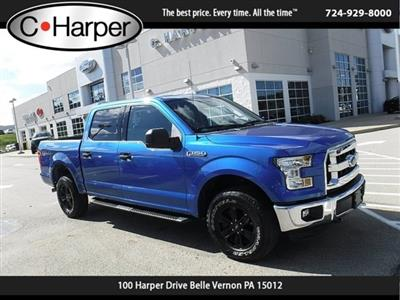 2015 F-150 SuperCrew Cab 4x4,  Pickup #2967P - photo 1
