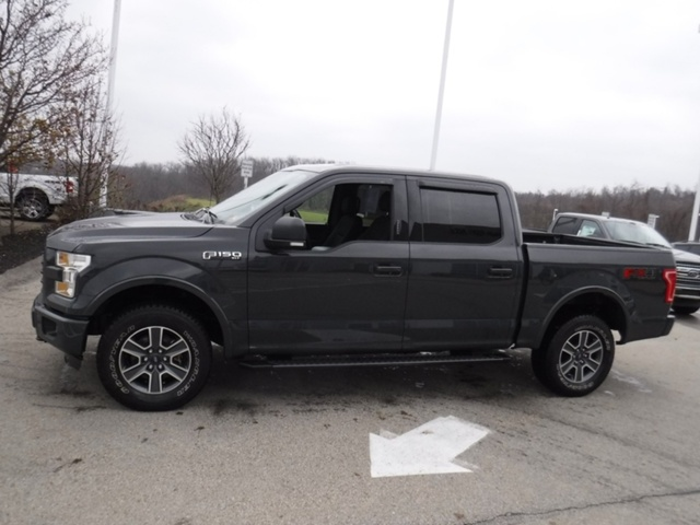 2016 F-150 SuperCrew Cab 4x4,  Pickup #2991P - photo 12