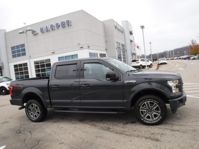 2016 F-150 SuperCrew Cab 4x4,  Pickup #2991P - photo 3