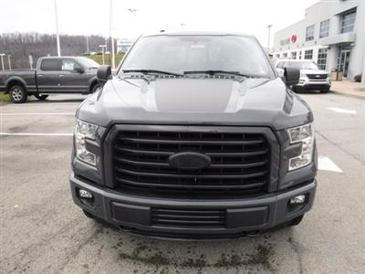 2016 F-150 SuperCrew Cab 4x4,  Pickup #2991P - photo 9
