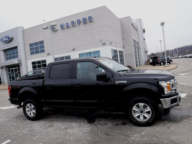 2018 F-150 SuperCrew Cab 4x4,  Pickup #3008P - photo 8