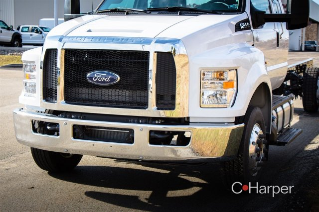 2017 F-650 Super Cab DRW, Cab Chassis #52863 - photo 4