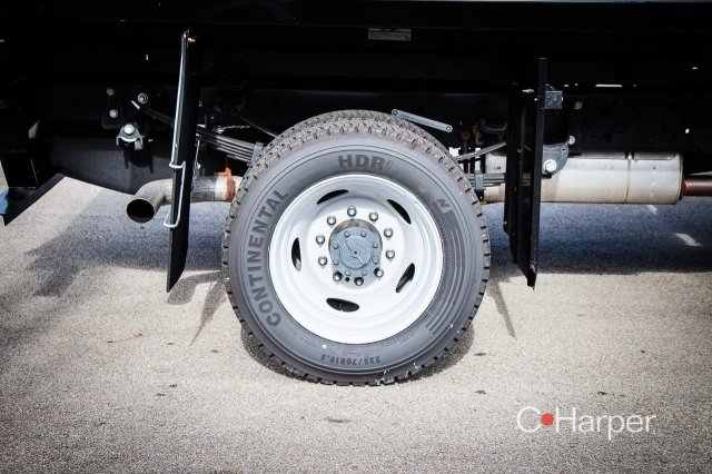 2017 F-550 Regular Cab DRW 4x4, Rugby Z-Spec Dump Body #53007 - photo 7