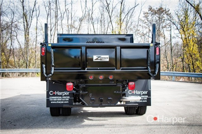 2017 F-550 Regular Cab DRW 4x4, Rugby Z-Spec Dump Body #53007 - photo 6