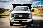 2017 F-550 Regular Cab DRW 4x4, Rugby Z-Spec Dump Body #53007 - photo 3