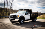 2017 F-550 Regular Cab DRW 4x4, Rugby Z-Spec Dump Body #53007 - photo 1
