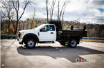 2017 F-550 Regular Cab DRW 4x4, Rugby Z-Spec Dump Body #53007 - photo 4