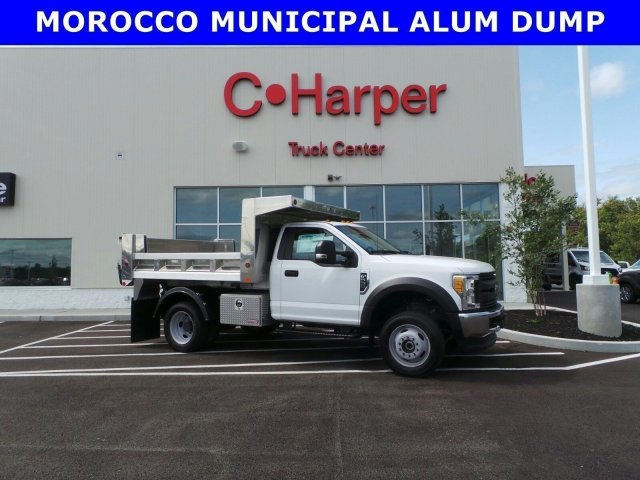 2017 F-550 Regular Cab DRW 4x4, Default Morocco Welding Dump Body #53071 - photo 1