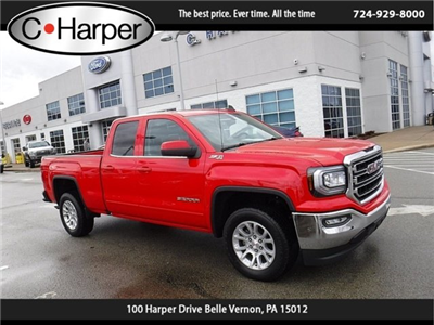 2016 Sierra 1500 Double Cab 4x4, Pickup #53105A - photo 1