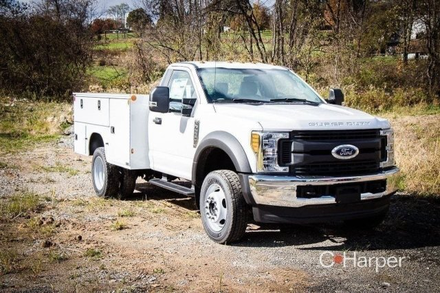 2017 F-550 Regular Cab DRW 4x4,  Knapheide Service Body #53151 - photo 8