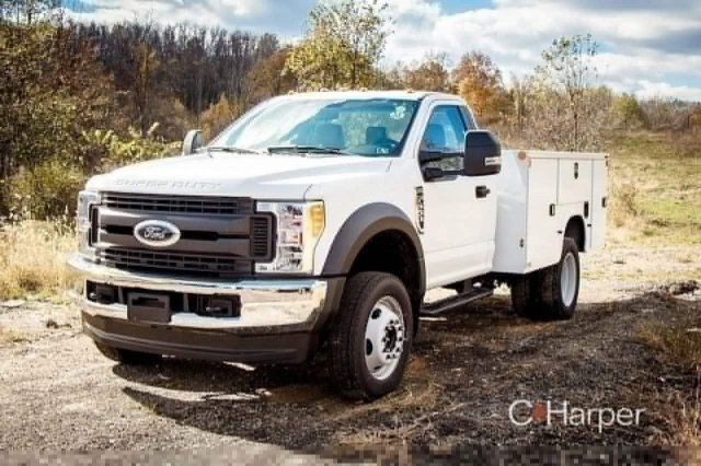 2017 F-550 Regular Cab DRW 4x4,  Knapheide Service Body #53151 - photo 9