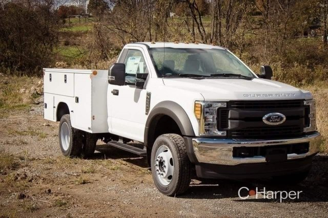 2017 F-550 Regular Cab DRW 4x4,  Knapheide Service Body #53151 - photo 26