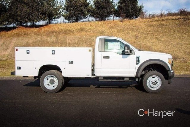 2017 F-550 Regular Cab DRW 4x4,  Knapheide Service Body #53151 - photo 30