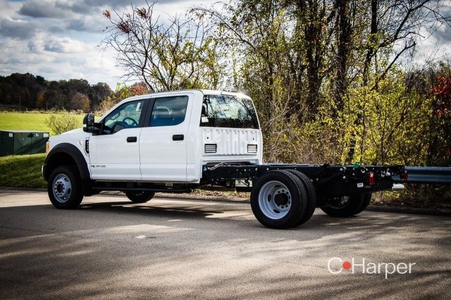 2017 F-550 Crew Cab DRW 4x4, Cab Chassis #53195 - photo 24